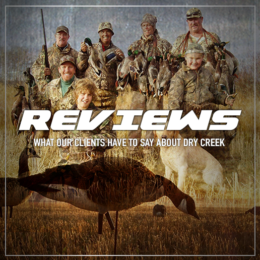 Dry Creek Outfitters Testimonials